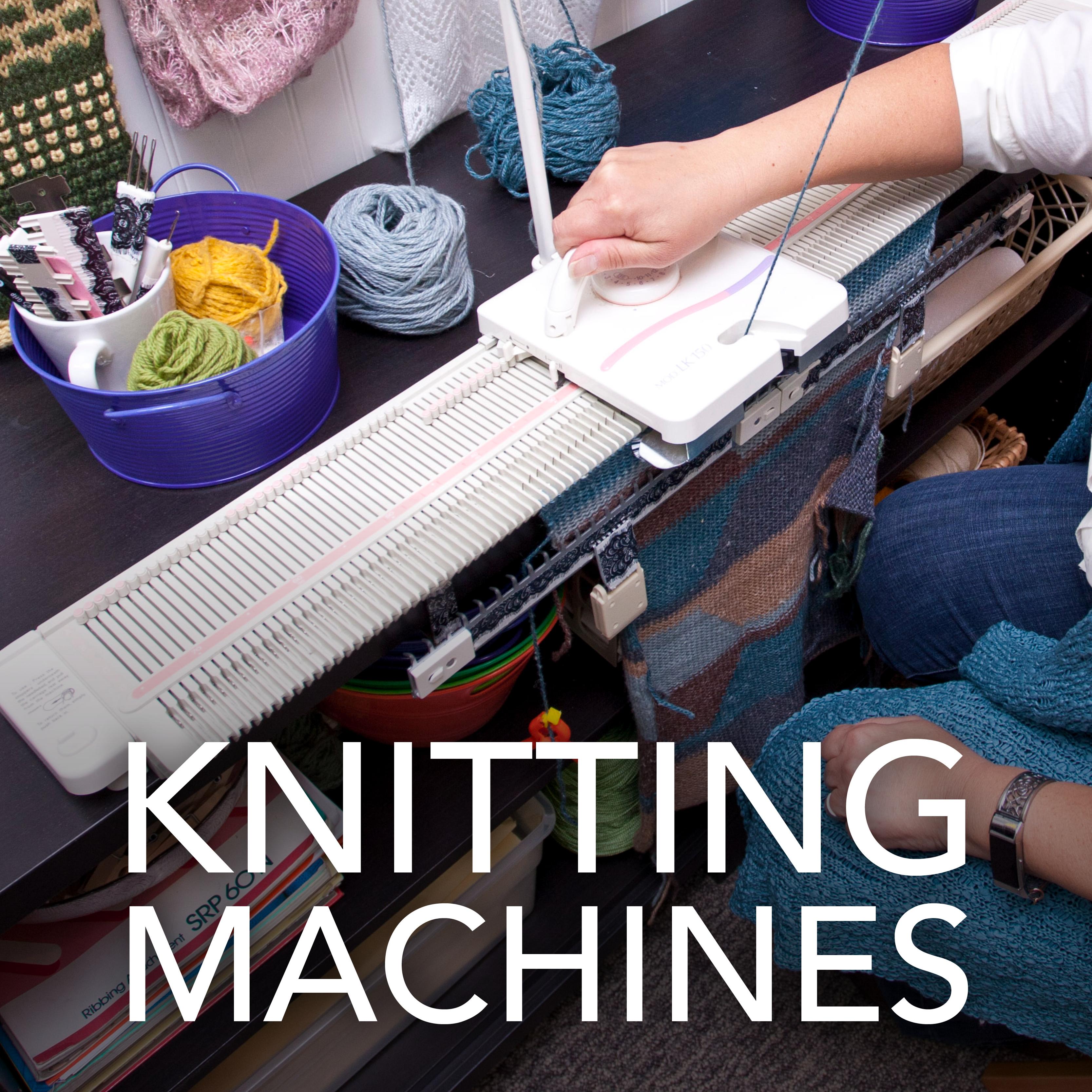 Knitting Machines