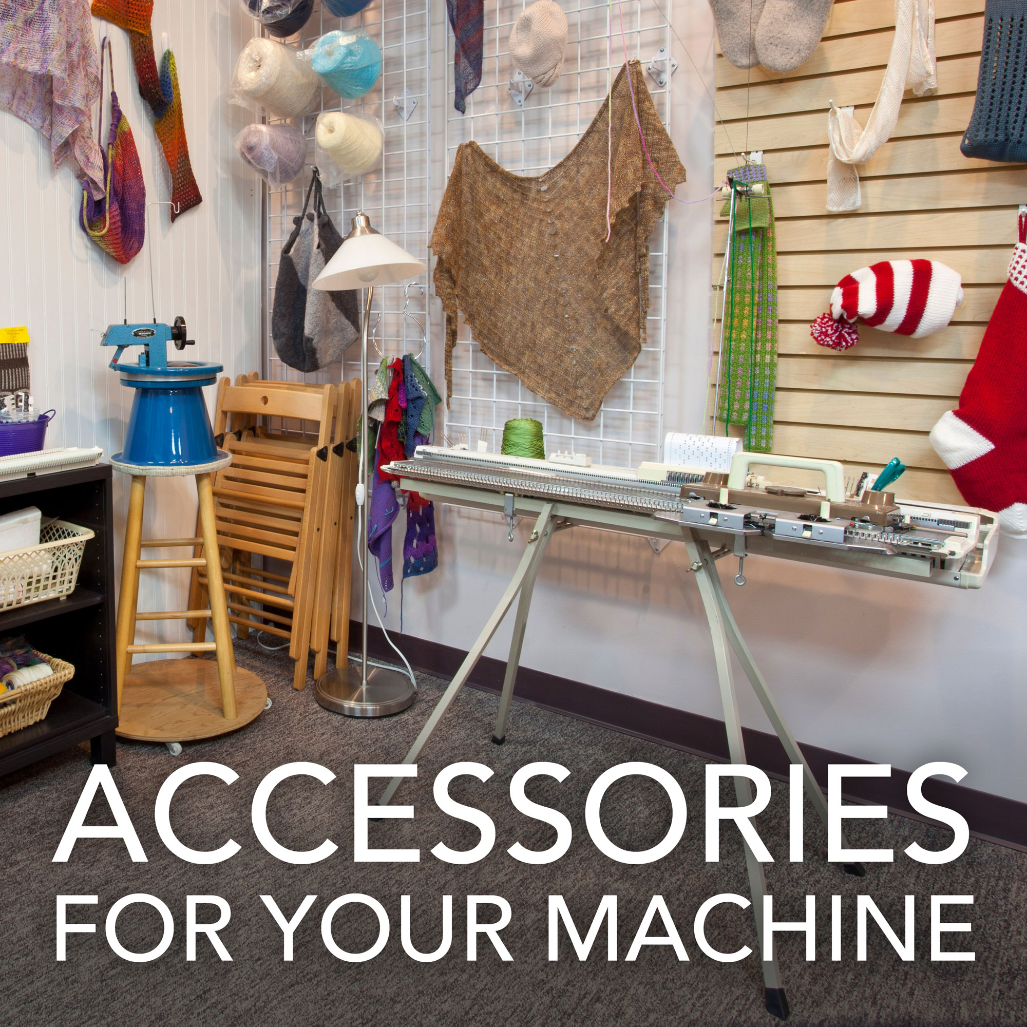 Knitting Machine Accessories